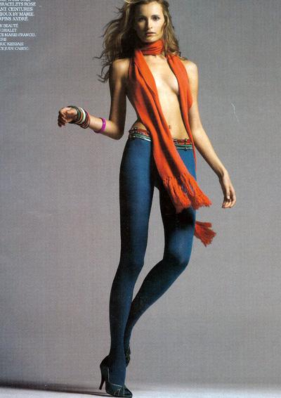 Anna Chyzh Vivienne Model Management